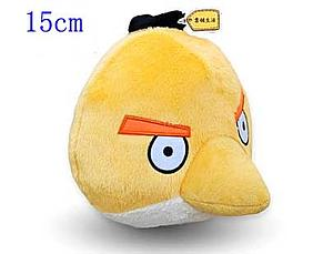 Plush Toy Angry Birds 12 Inch Yellow Bird