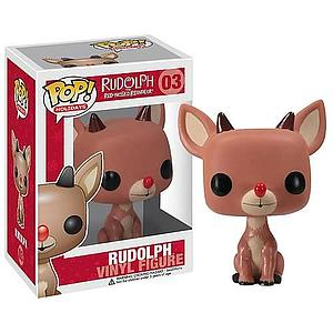 Pop! Holidays Rudolph the Red-Nosed Reindeer Vinyl Figure Rudolph #03 (Retired)