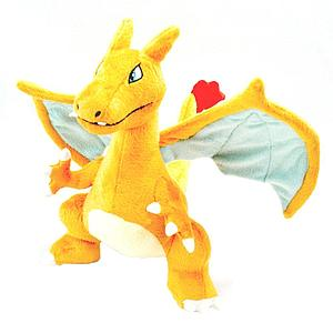 "Pokemon Plush Charizard (12"")"
