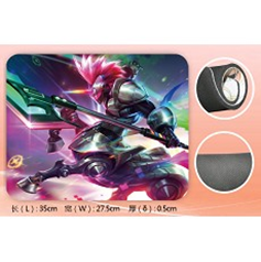 League of Legends Mouse Pad: Hecarim