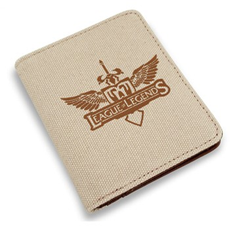 League of Legends Canvas Wallet