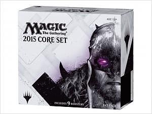 Magic the Gathering: Magic 2015 Core Set - Fat Pack