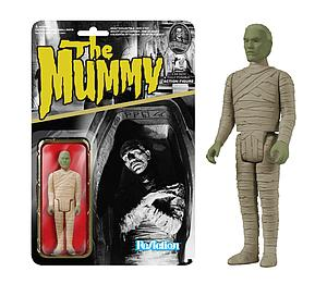 ReAction Figures Universal Monsters Series Mummy (Retired)