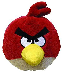"Plush Toy Angry Birds 5"" Red Bird"