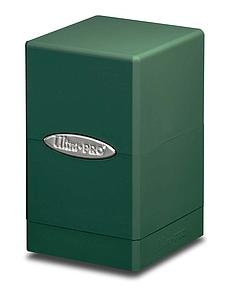Deck Box Satin Tower: Green