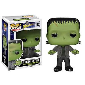 Pop! Movies Universal Monsters Vinyl Figure Frankenstein #112 (Retired)