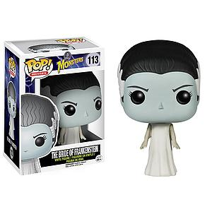 Pop! Movies Universal Monsters Vinyl Figure Bride of Frankenstein #113 (Retired)
