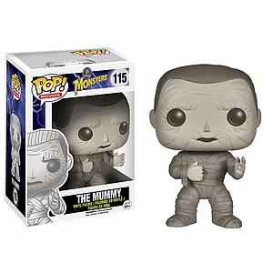 Pop! Movies Universal Monsters Vinyl Figure The Mummy #115 (Retired)