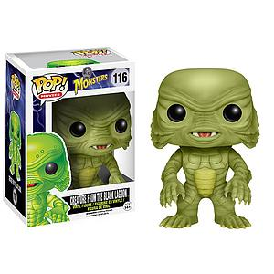 Pop! Movies Universal Monsters Vinyl Figure The Creature From the Black Lagoon #116 (Retired)