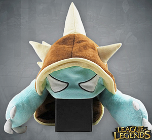 League of Legends Plush: Rammus Hat