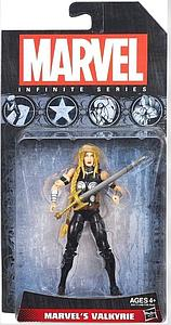 "Marvel Universe 3 3/4"" Infinite Series: Valkyrie"