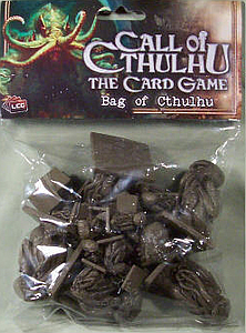 Call of Cthulhu: The Card Game - Bag of Cthulhu