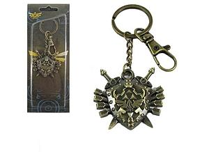 Legend of Zelda Sword & Shield Keychain