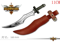 League of Legend Sinister Blade Katarina Sword Prop