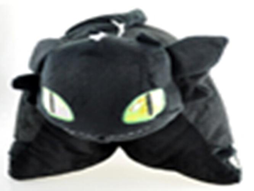 How to Train Your Dragon Toothless Pillow