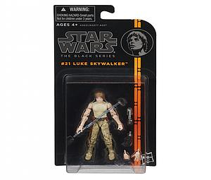 Star Wars Legends The Black Series 1 3 3/4: Luke Skywalker #21