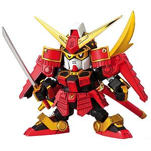 Gundam SD Legend BB Model Kit: BB373 Musha Gundam