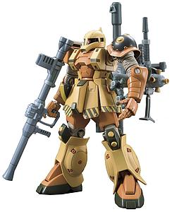 Gundam High Grade Gundam Thunderbolt 1/144 Scale Model Kit: MS-05 Zaku I (Thunderbolt Ver.)