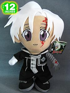 "Plush Toy D Gray Man 12"" Allen Walker"