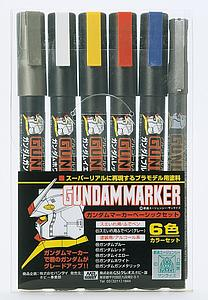 Gundam Marker Basic Set (GMS105)