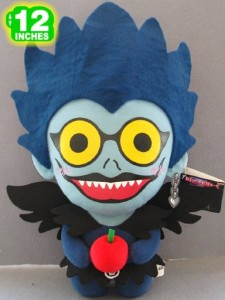 "Plush Toy Death Note 12"" Ryuk"