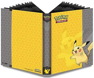 Pokemon 9-Pocket Pro-Binder: Pikachu