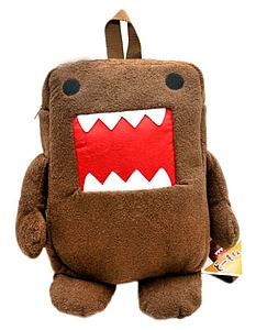 Plush Toy Domo 12 Inch Domo Backpack