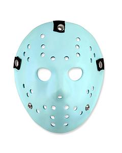 FRIDAY the 13th The Video Game: Jason Mask Glow in the Dark Prop Replica