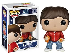 Pop! Movies E.T. The Extra Terrestrial Vinyl Figure Elliott #131 (Retired)