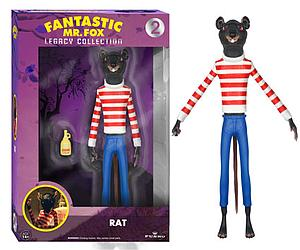Legacy Collection Fantastic Mr. Fox Rat #2 (Vaulted)