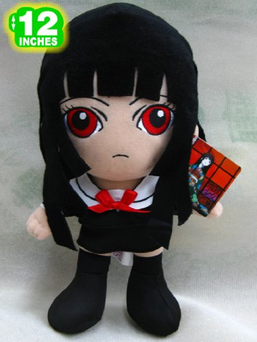 "Plush Toy Hell Girl 12"" Ai Enma"
