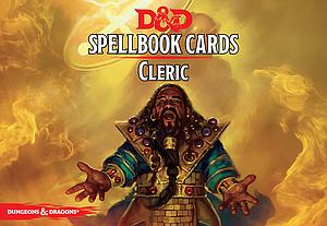Dungeons & Dragons Fifth Edition: Cleric Spell Deck