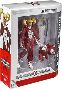 "DC Collectibles Infinite Crisis 6"": Harley Quinn (Pajama Party)"