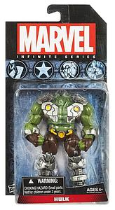 "Marvel Universe 3 3/4"" Infinite Series: Hulk"