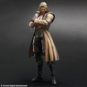 Square Enix Metal Gear Rising Play Arts Kai: Liquid Snake