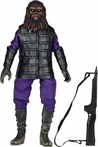 "Planet of the Apes Classic Retro Clothed 8"": Gorilla Soldier"