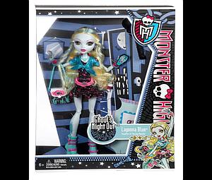 Mattel Monster High Ghouls Night Out Doll: Lagoona Blue
