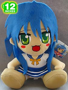 "Plush Toy Lucky Star 12"" Konata"