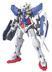 Gundam High Grade Gundam 00 1/144 Scale Model Kit: #01 GN-001 Gundam Exia