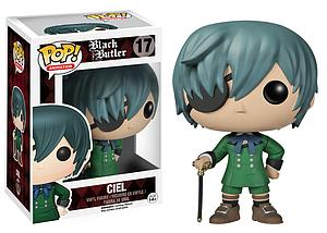 Pop! Animation Black Butler Vinyl Figure Ciel #17 (Vaulted)