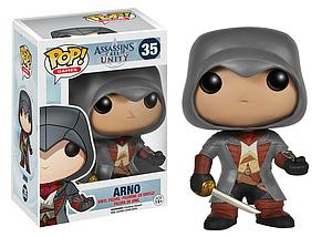 Pop! Games Assassin's Creed Unity Vinyl Figure Arno #35 (Retired)
