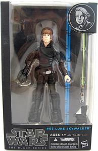 Star Wars Legends The Black Series: Luke Skywalker #03