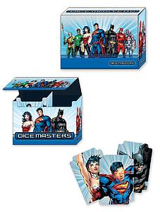 DC Dice Masters Justice League: Team Box