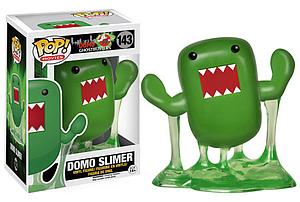 Pop! Movies Domo Ghostbusters Vinyl Figure Domo Slimer #143 (Retired)