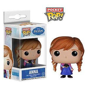 Pop! Pocket Vinyl Figure Frozen Anna (Retired)