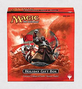 Magic the Gathering: Khans of Tarkir - Holiday Gift Box 2014