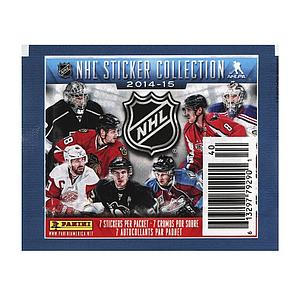 2014-15 Panini NHL Album Stickers Pack (7 Cards)