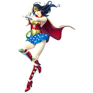 Bishoujo DC Comics Statue: Armored Wonder Woman