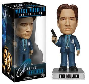 Wacky Wobblers Television The X-Files Fox Mulder Bobblehead (Retired)