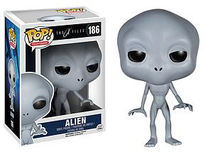 Pop! Television The X-Files Vinyl Figure Alien #186 (Retired)